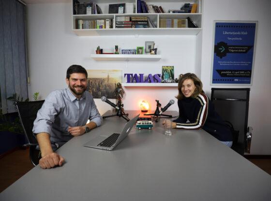 TALASNA DUŽINA #52 Ljubica Vukčević – Potrošači i trendovi u digitalnoj ekonomiji