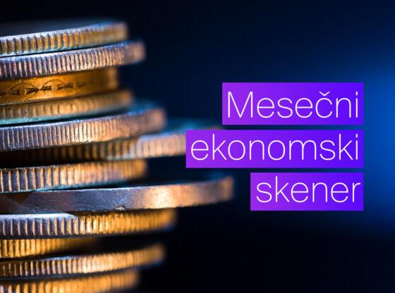 Mesečni ekonomski skener